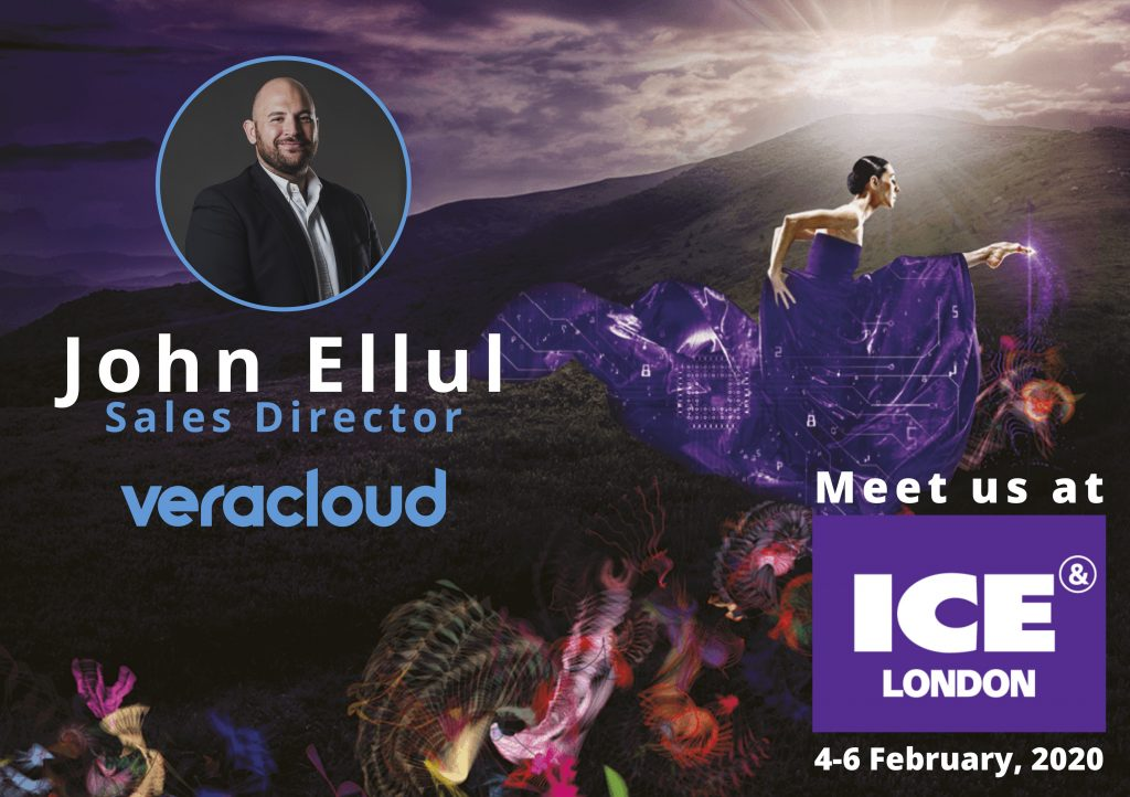 John Ellul post for ICE 2020 London