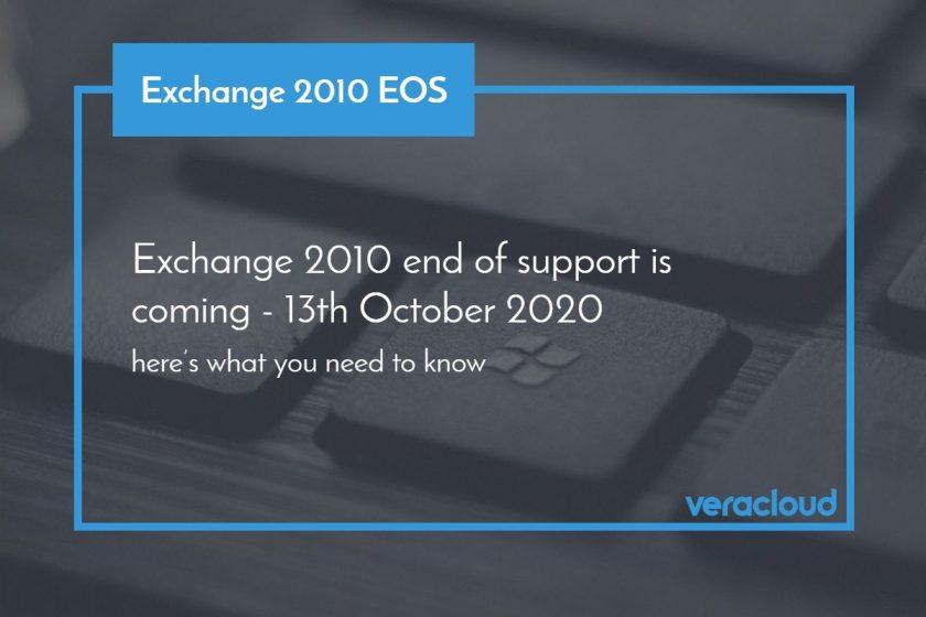Exchange 2010 EOS