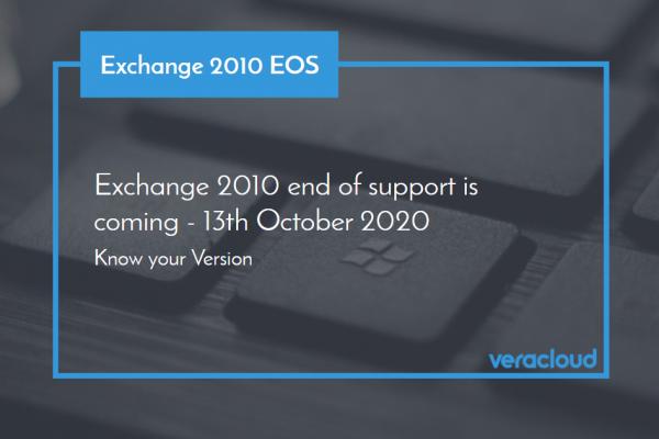 Exchange 2010 EOS Version