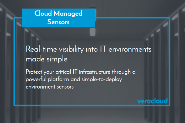 Cloud Managed IoT Sensors
