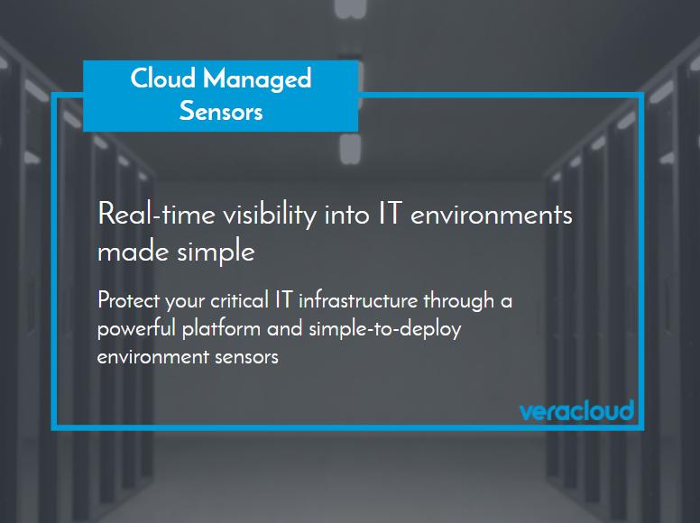 Cloud Managed IoT Sensors