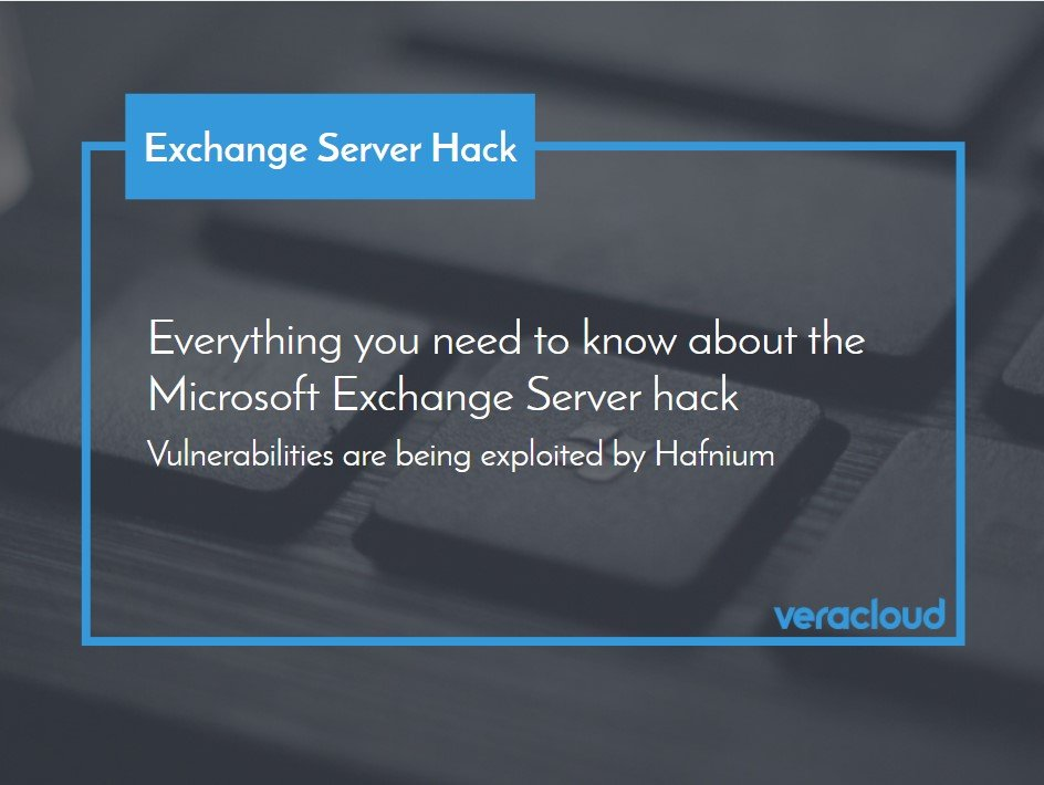 Exchange Server Hack